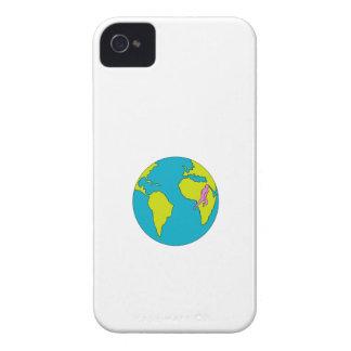 Capas Para iPhone 4 Case-Mate Corredor de maratona que funciona Ámérica do Sul