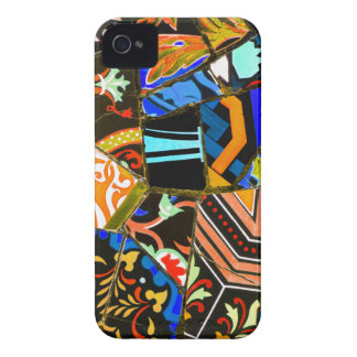 Capas Para iPhone 4 Case-Mate Design abstrato