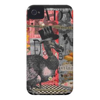 Capas Para iPhone 4 Case-Mate Dodos de Dada