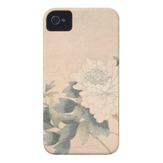 Capas Para iPhone 4 Case-Mate Estudo da flor - YUN Bing (chinês)