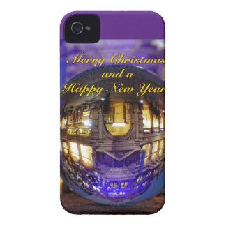 Capas Para iPhone 4 Case-Mate Feliz Natal e um feliz ano novo