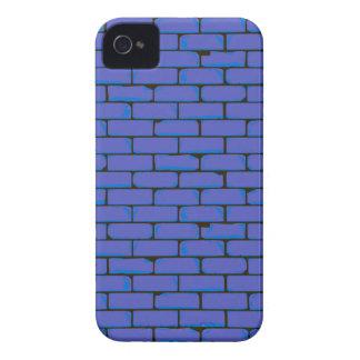 Capas Para iPhone 4 Case-Mate Fundo azul largo da parede