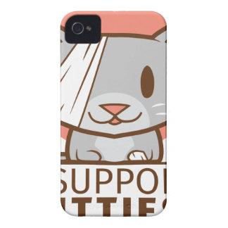 Capas Para iPhone 4 Case-Mate Gatinho do apoio