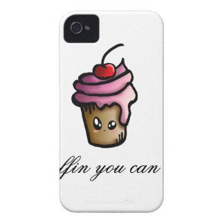 Capas Para iPhone 4 Case-Mate Há muffin que você pode fazer sobre ele