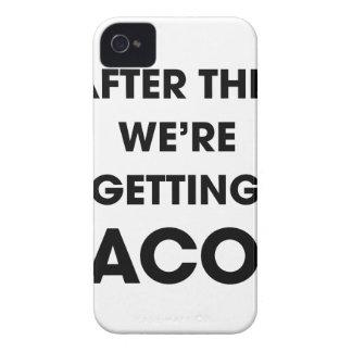 Capas Para iPhone 4 Case-Mate Nós estamos obtendo o Tacos