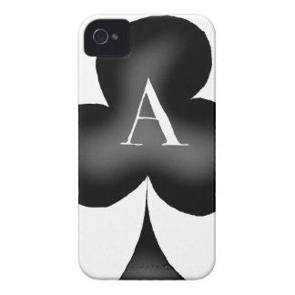 Capas Para iPhone 4 Case-Mate O ás de clubes por Tony Fernandes