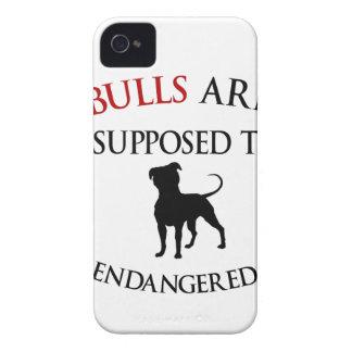 Capas Para iPhone 4 Case-Mate Os pitbull projetam bonito