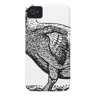 Capas Para iPhone 4 Case-Mate Pássaro do Dodo