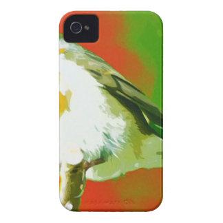 Capas Para iPhone 4 Case-Mate Pássaro do pisco de peito vermelho