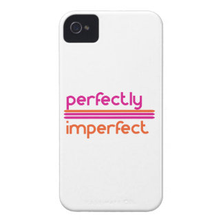 Capas Para iPhone 4 Case-Mate Perfeitamente imperfeito