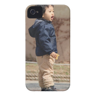 Capas Para iPhone 4 Case-Mate Rapaz pequeno