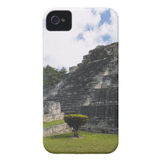 Capas Para iPhone 4 Case-Mate Ruínas maias de Chacchoben do Maya da costela