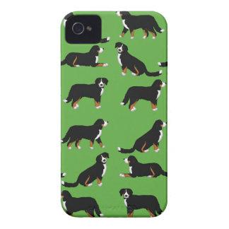 Capas Para iPhone 4 Case-Mate Sennenhund de Berna selecção