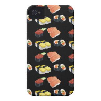 Capas Para iPhone 4 Case-Mate Teste padrão do sushi