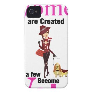 Capas Para iPhone 4 Case-Mate Todas as mulheres são semelhante criado então que