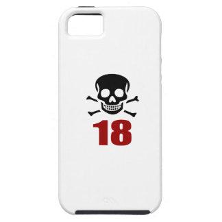 Capas Para iPhone 5 18 designs do aniversário