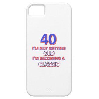 Capas Para iPhone 5 40 designs do aniversário