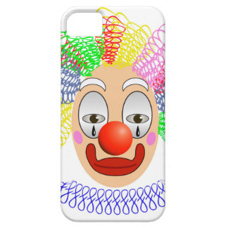 Capas Para iPhone 5 97Clown Head_rasterized