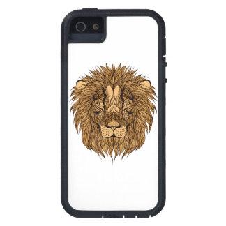 Capas Para iPhone 5 A cabeça do leão