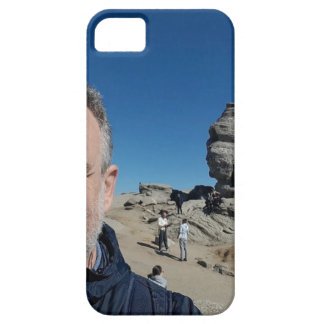 Capas Para iPhone 5 A esfinge, montanhas de Bucegi, Romania (design