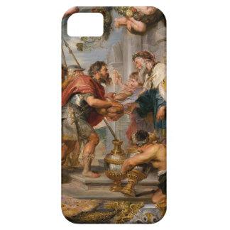 Capas Para iPhone 5 A reunião de Abraham e de arte de Melchizedek