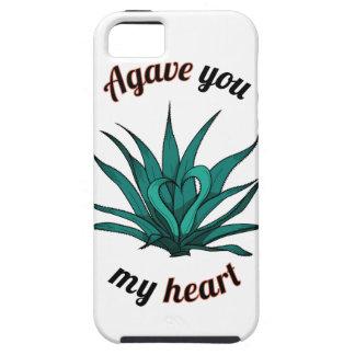 Capas Para iPhone 5 agave você meu coração