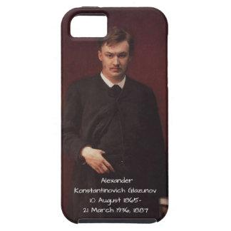 Capas Para iPhone 5 Alexander Konstamtinovich Glazunov 1887