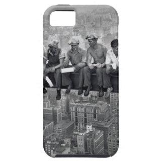 Capas Para iPhone 5 Almoço em um arranha-céus