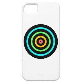 Capas Para iPhone 5 Alvo de néon