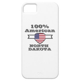 Capas Para iPhone 5 Americano de 100%, North Dakota