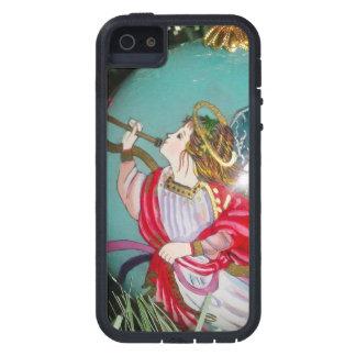 Capas Para iPhone 5 Anjo do Natal - arte do Natal - decorações do anjo