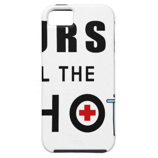 Capas Para iPhone 5 As enfermeiras chamam os tiros