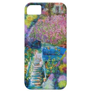 Capas Para iPhone 5 As flores no jardim de Monet são originais