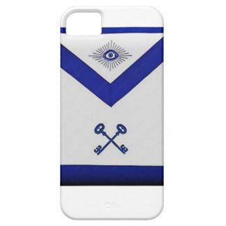Capas Para iPhone 5 Avental maçónico do tesoureiro