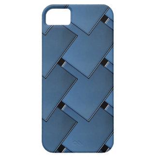 Capas Para iPhone 5 Azulejos azuis