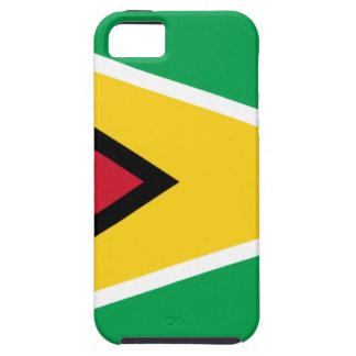 Capas Para iPhone 5 Baixo custo! Bandeira de Guyana