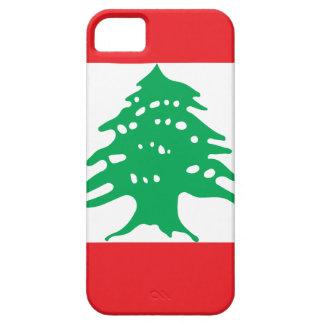 Capas Para iPhone 5 Baixo custo! Bandeira de Líbano