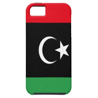 Capas Para iPhone 5 Baixo custo! Bandeira de Líbia