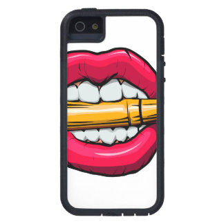 Capas Para iPhone 5 bala na boca