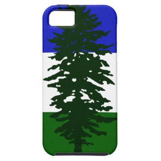 Capas Para iPhone 5 Bandeira de Cascadia
