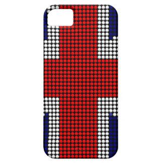 Capas Para iPhone 5 Bandeira de ingleses da bandeira do jaque de união