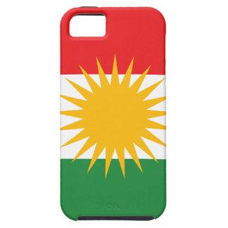 Capas Para iPhone 5 Bandeira do Curdistão; Curdo; Curdo