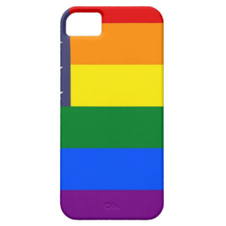 Capas Para iPhone 5 Bandeira do orgulho dos E.U.