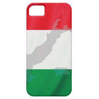 Capas Para iPhone 5 bandeira e Italia italianas
