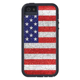 Capas Para iPhone 5 Bandeira suja dos EUA