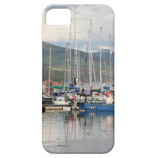 Capas Para iPhone 5 Barcos em Kyleakin, ilha de Skye, Scotland