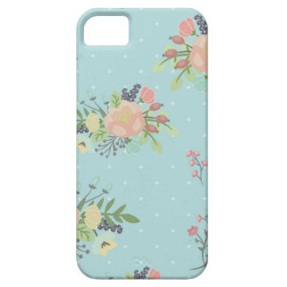 Capas Para iPhone 5 Beauty seamless floral pattern