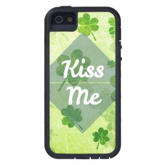 Capas Para iPhone 5 Beije-me trevo