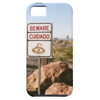 Capas Para iPhone 5 Beware do cobra