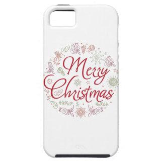 Capas Para iPhone 5 Bola do Feliz Natal